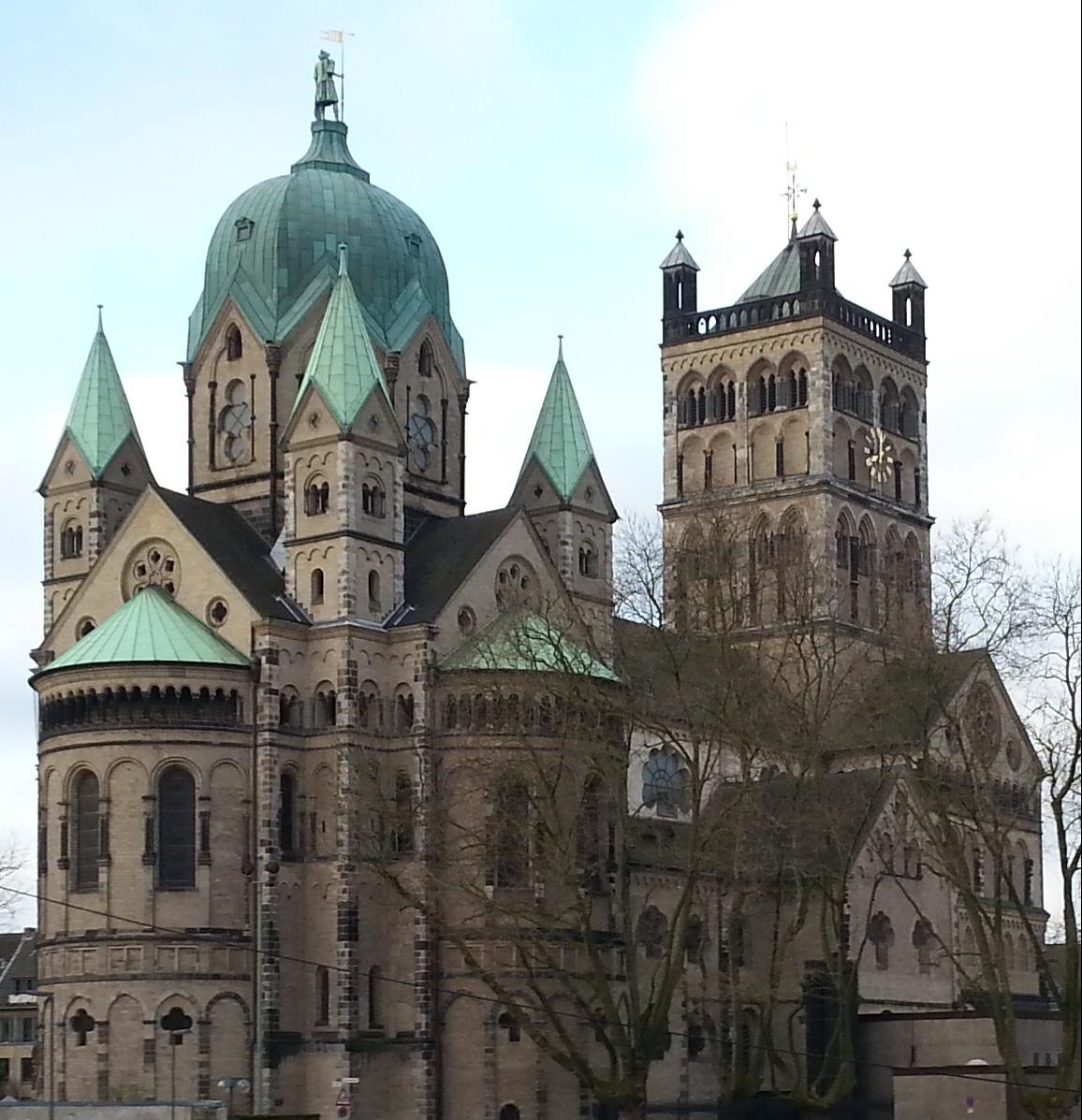 St.-Quirinusmünster Neuss